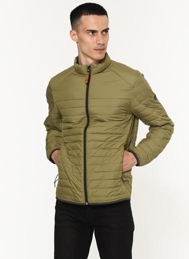 Jack & Jones Jack & Jones Dusky Green 12164356 Jpruno Lightweight Erkek Jacket Yeşil